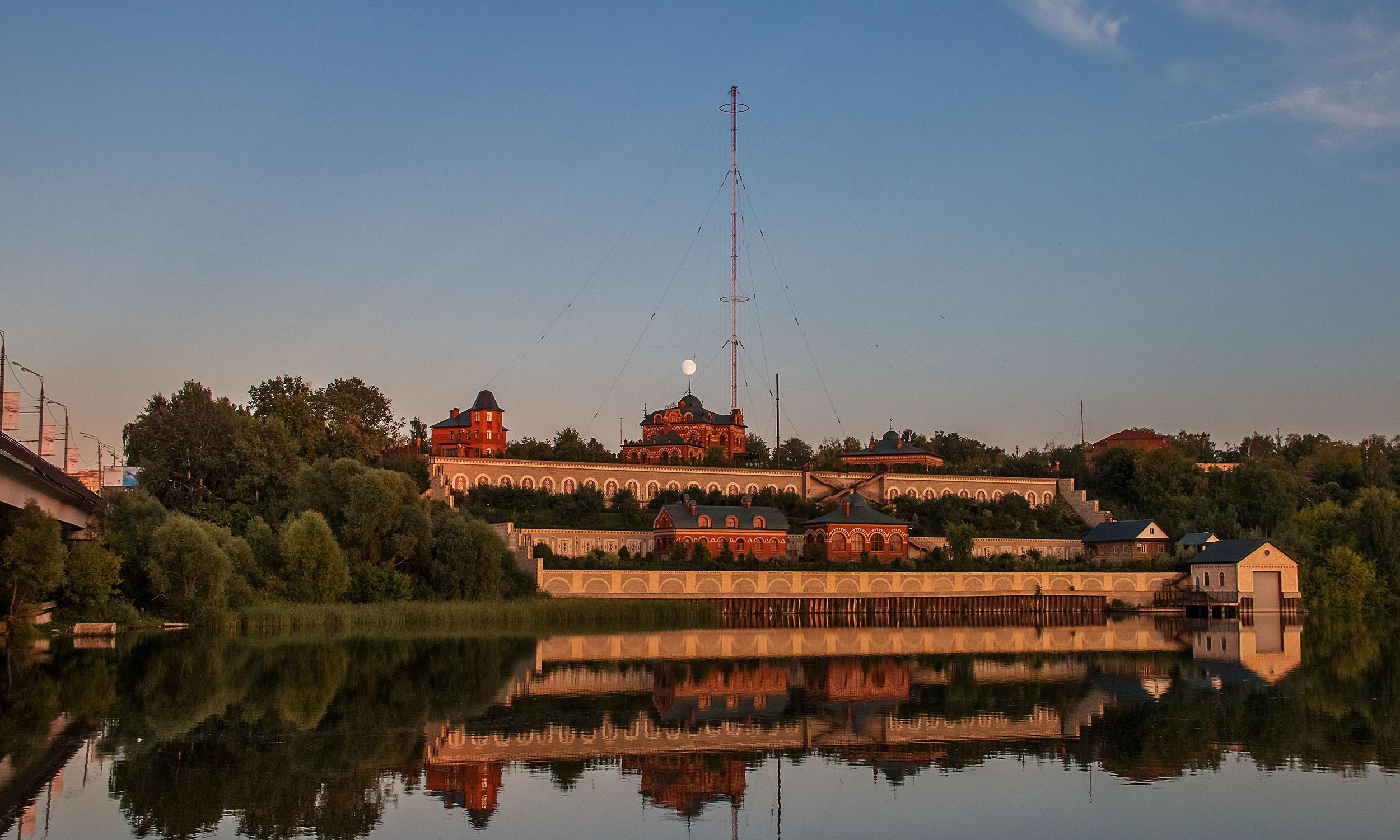 дворец мингазова, Казань