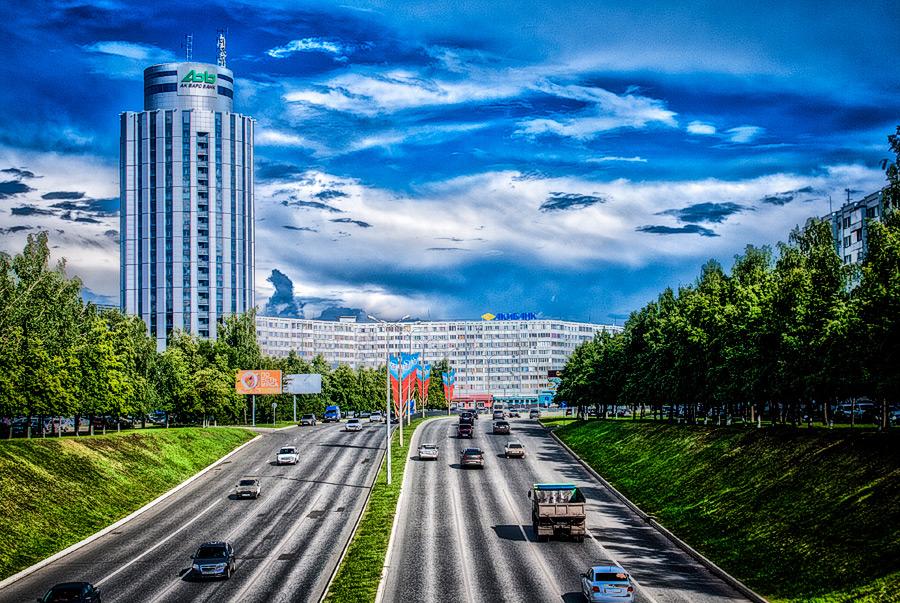 фото города набережные-челны